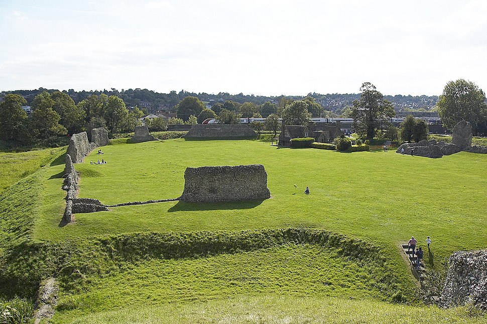 Castle Berkhamsted cz