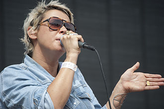 Cat Power - Marshall touring for Sun, performing at Free Press Summer Fest, 2013
