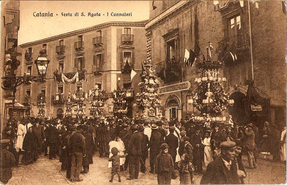 Catania I cannalori