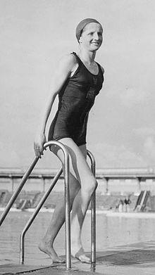 Resultado de imagen de Cathie Gibson swimmer
