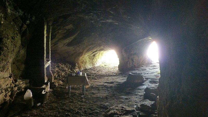 Kavala Caves in Dandeli Wildlife Sanctuary