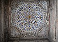 Ceiling of Praying area - Shahi Mosque.jpg