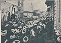 Celebration of the Ilinen Uprising in Bitola in 1916 under Bulgarian occupation.jpg