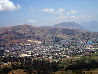 Celendín Province - Image: Celendin Plus