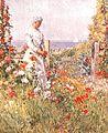 Celia Thaxter in Her Garden.jpg