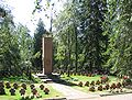 Cemetery for World War II veterans in Hausjärvi, Finland.jpg
