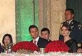 Cena de Estado que en honor del Excmo. Sr. Xi Jinping, Presidente de la República Popular China, y de su esposa, Sra. Peng Liyuan (8960387622).jpg