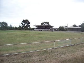 Central Reserve cricket and Australian rules football ground in the suburb of Glen Waverley, in the south-east of Melbourne, Victoria, Australia