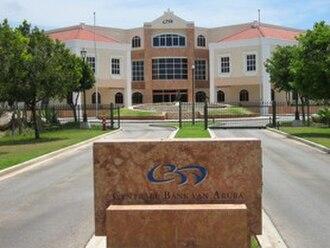 Central Bank of Aruba - Office of the Centrale Bank van Aruba