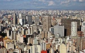 Central Zone of São Paulo - Image: Centro SP2