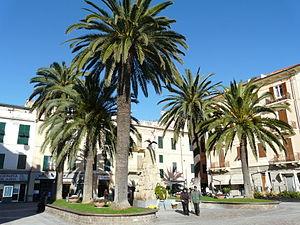 Ceriale - Piazza della Vittoria
