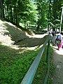 Cetatea Sarmizegetusa intrarea in cetate 3.jpg