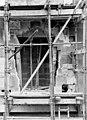 Château - Donjon, Partie inférieure du pont-levis au 1er étage - Vincennes - Médiathèque de l'architecture et du patrimoine - APMH00016769.jpg