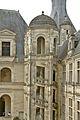 Château de Chambord, un escalier. France.jpg