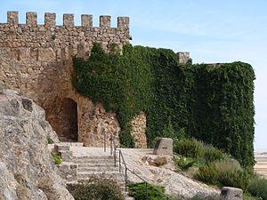 Battle of Consuegra - Castle of la Muela in Consuegra.