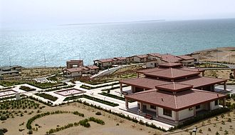 Sistan and Baluchestan Province - The southern coasts of the province along the Gulf of Oman.