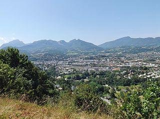 Chambéry Prefecture of Savoie, Auvergne-Rhône-Alpes, France