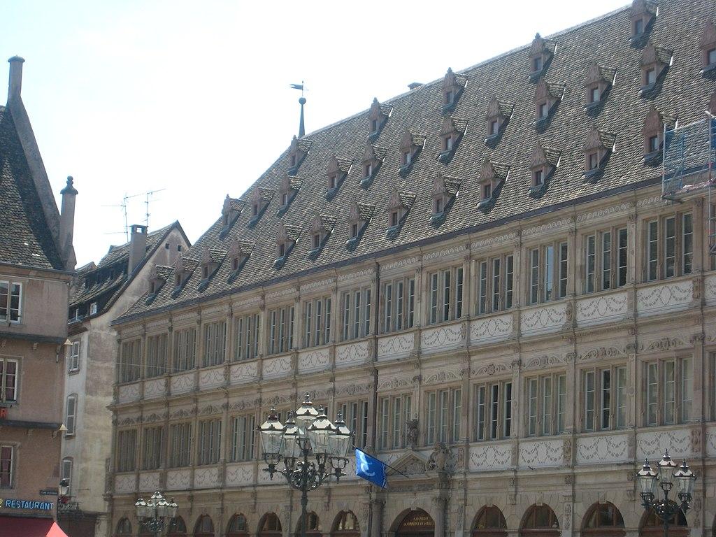 File chambre de commerce et d 39 industrie wikimedia commons - Chambre du commerce strasbourg ...