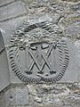 Champeaux (35) Collégiale Sainte-Madeleine Extérieurs 08.JPG