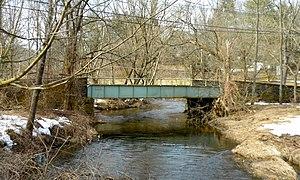 Chandler Mill Bridge - Chandler Mill Bridge, March 2010