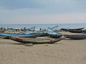 Chandrabhaga beach - A beautiful view of chandrabhaga beach