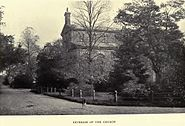 Chapel, Royal Military Academy Sandhurst 1900