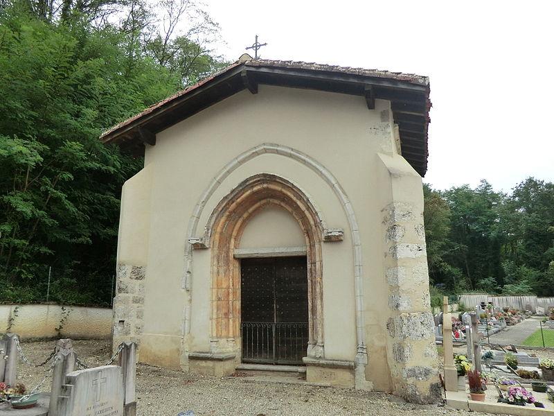 Chapelle de Sainte-Croix (Ain).