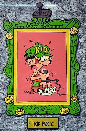 Kid Paddle Wikipedia