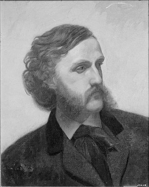 Charles Caryl Coleman - Portrait of Coleman by Oliver I. Lay, ca. 1876