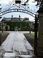 Charleton House gate and drive - geograph.org.uk - 1465044.jpg