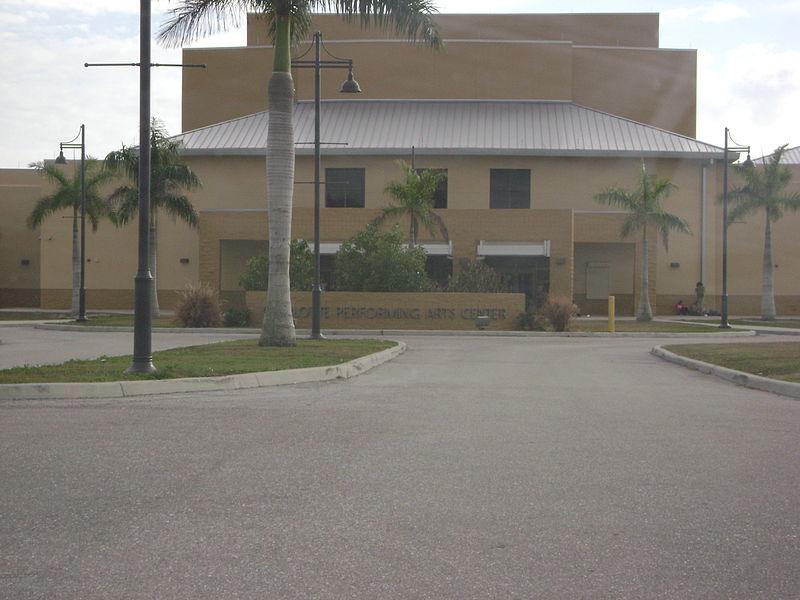 File:Charlotte Performing Arts Center, Punta Gorda Florida.JPG