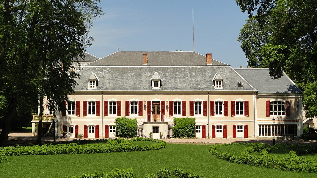 Chateau la Boulaize - Montaigu le Blin