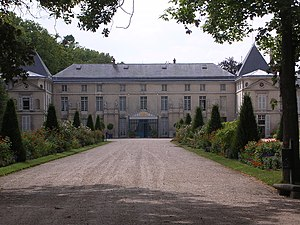 Abdication of Napoleon, 1815 - The Château de Malmaison.