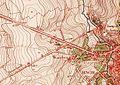 Chaussée Brunehault IGN(46 5) 1882.jpg