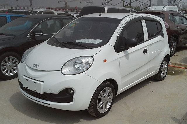 Chery QQ II China 2016-04-08