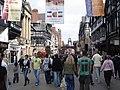 Chester - Eastgate Street - geograph.org.uk - 1174254.jpg
