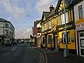 Chesterfield - Carters Bar (Holywell Street) - geograph.org.uk - 308701.jpg