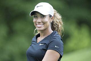 Cheyenne Woods American professional golfer