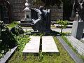 Chiaureli & Anjaparidze graves.jpg