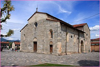St. Peter and St. Pauls Church, Brebbia Church in Brebbia, Italy