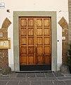 Chiesa di Santa Maria a Mantignano (Florence) - North side - Main Door.jpg