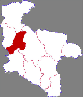 Hanyin County County in Shaanxi, Peoples Republic of China