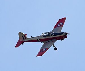 De Havilland Canada DHC-1 Chipmunk - A Chipmunk 1 in 2013