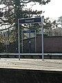 Chislehurst, station signage - geograph.org.uk - 1045070.jpg