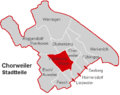 Chorweiler Stadtteil Volkhoven Weiler.PNG