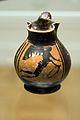 Chous black-figure pottery, Flying Eros 475-450 BC, Prague Kinsky, NM-H10 5923, 141927.jpg
