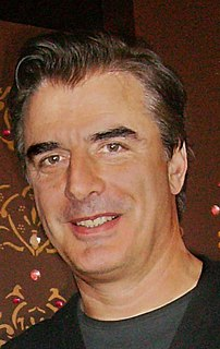 Chris Noth American actor