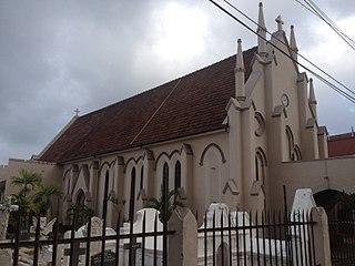 Christ Church, Galkissa