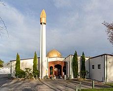 Mezquita de Christchurch, Nueva Zelanda.jpg