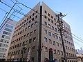 Chuo Police Station, at Nihonbashi-Kabutocho, Chuo, Tokyo (2019-01-02).jpg
